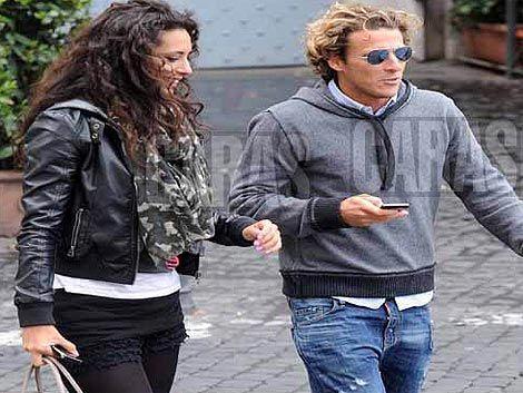 ¿Diego Forlán con nueva novia?