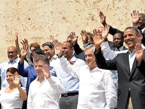 Cumbre de las Américas concluyó sin declaración final