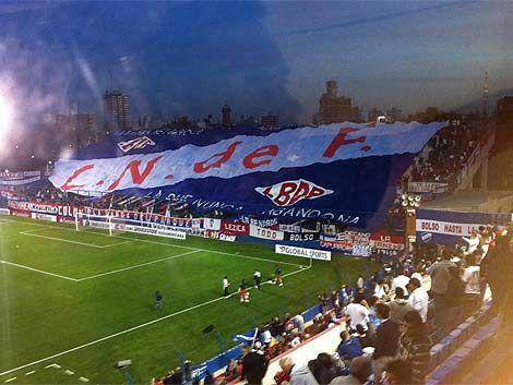 Show tricolor: Nacional 6 - Cerrito 1 por la octava del Clausura