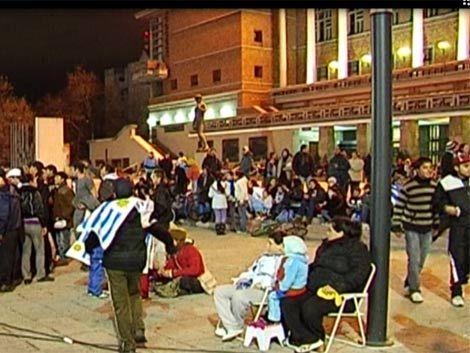 Esperan 14.000 personas en el Centro para ver a Paul