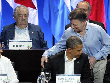 Obama interesado en conocer a Mujica y conversar con él