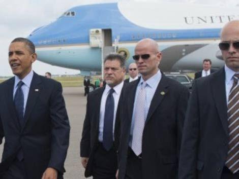 Guardias de Obama se portaron mal: llevaron meretrices al hotel