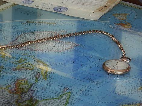 Los Carrau que murieron en el Titanic iban a abordar otro barco