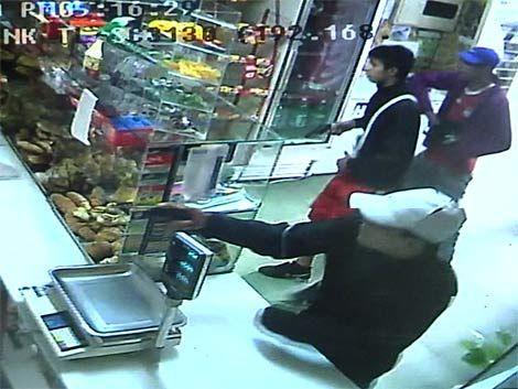 Panadería del Cerro sufre su décimo asalto; Policía analiza video