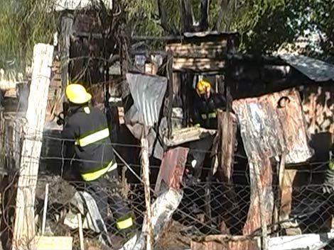 Libre el menor que incendió casa en Salto y mató a mujer y bebé