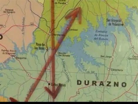 Falsa alarma: el OVNI en realidad era un avión de línea