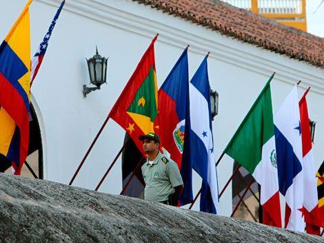 Chávez asistirá a la Cumbre; Obama llegará el viernes a Cartagena