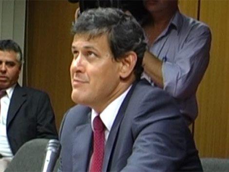 Venia de senadores para designar al Dr. Díaz como fiscal de corte