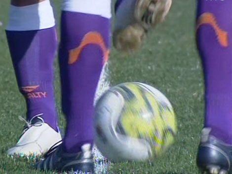 Ferreira por Fleurquin el cambio en Defensor ante Deportivo Quito