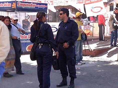 14 menores detenidos por robar en Criolla del Prado