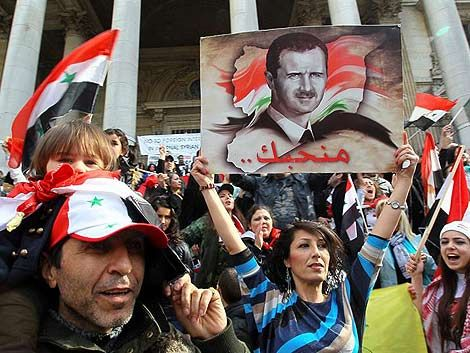 Mueren al menos 89 personas en Siria
