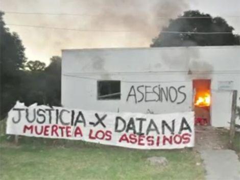 Crimen de Daiana: tensa relación entre Policía y la población