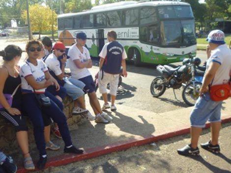 Hinchas de Nacional estafados en supuesta excursión a Paraguay