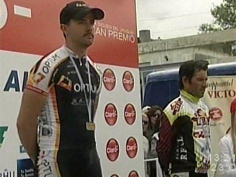 Hanson ganó la 6º etapa y es nuevo líder de la Vuelta Ciclista