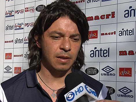 Gallardo paró el equipo para enfrentar a Libertad con 5 cambios