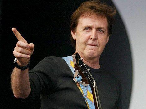 Se terminaron las últimas entradas para McCartney en 40 minutos