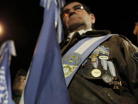 Argentina conmemora el 30 aniversario de la Guerra de Malvinas