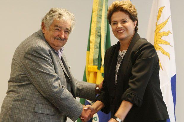 Misión de Mujica a Brasil por una salida a las trabas comerciales