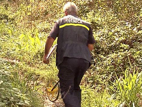 Hallan cuerpo del agente de granaderos desaparecido