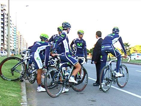 Este viernes se larga la 69 Vuelta Ciclista del Uruguay