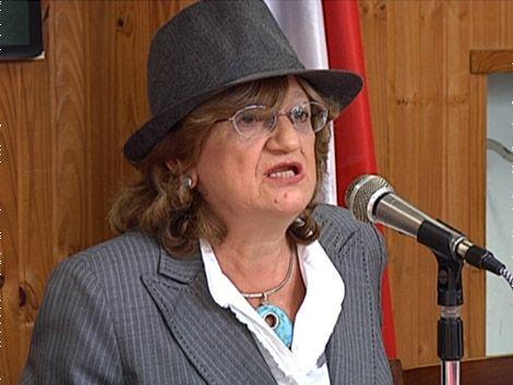 La batllista Glenda Rondán se incorpora al Frente Amplio