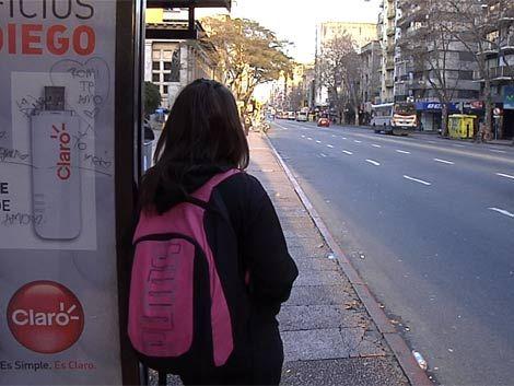 Hay 28.000 consultas diarias para conocer demora de ómnibus