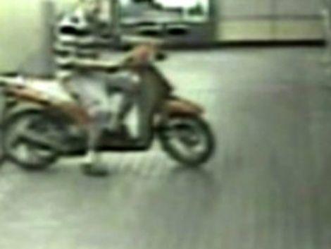 Ocho niños robaron una moto y pidieron rescate a la víctima