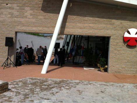 Teletón festeja la apertura de su regional norte en Fray Bentos