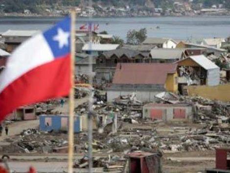 Temblor en Chile tuvo más de 20 réplicas