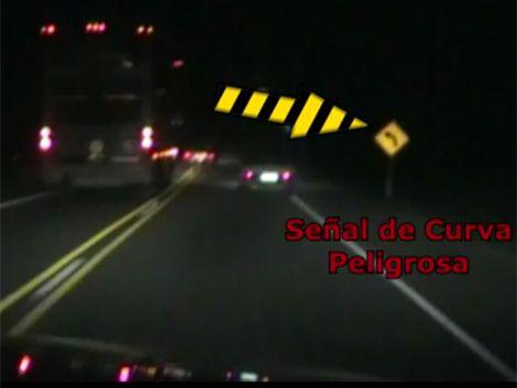 Chofer filmado en infracción sancionado por empresa de ómnibus