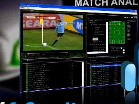 Software uruguayo de análisis futbolístico juega en Primera