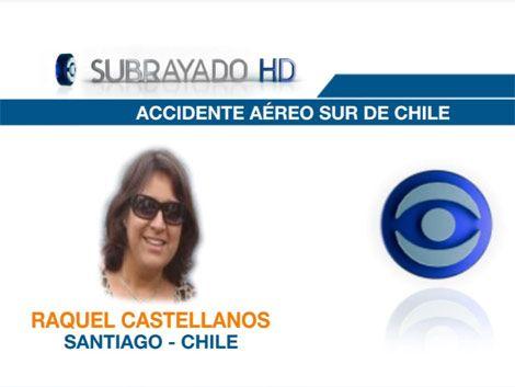 Angustiosa espera de la esposa del médico desaparecido en Chile