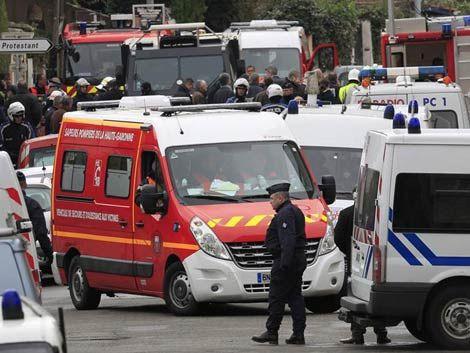 Murió el autor de la masacre de la escuela francesa