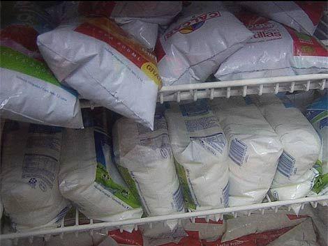 El litro de leche pasará a costar 15