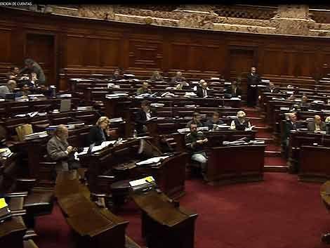 La oposición concurrió al acto; faltó Bordaberry y Lacalle
