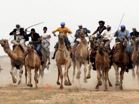 Beduinos volvieron a cercar base militar con 30 uruguayos dentro