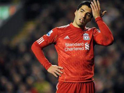 Luis Suárez volvió al gol en la liga inglesa ante Stoke City
