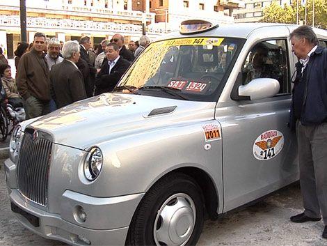 El taxi accesible para discapacitados dejó de funcionar
