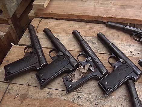 Tenencia no regulada de armas pasará a ser delito