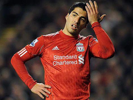 Suárez recibe los elogios de sus compañeros del Liverpool