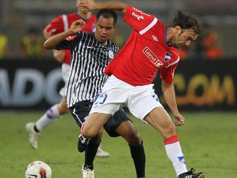 Alianza Lima le ganó 1 a 0 a Nacional