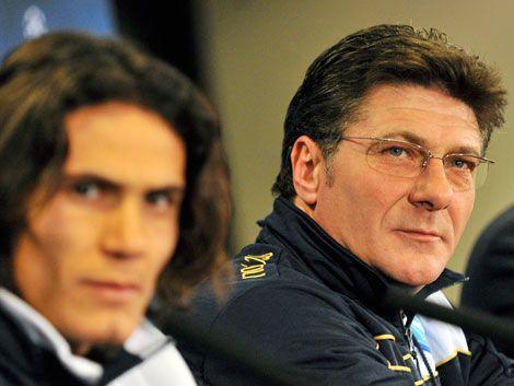 El Nápoles de Cavani buscará hacer historia en Stamford Bridge