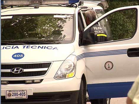 Continúa la búsqueda del policía desaparecido
