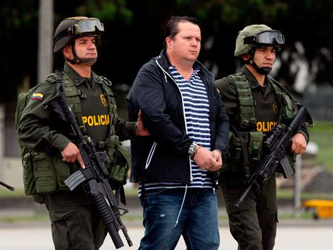 Autor intelectual del asesinato de F. Cabral detenido en Colombia