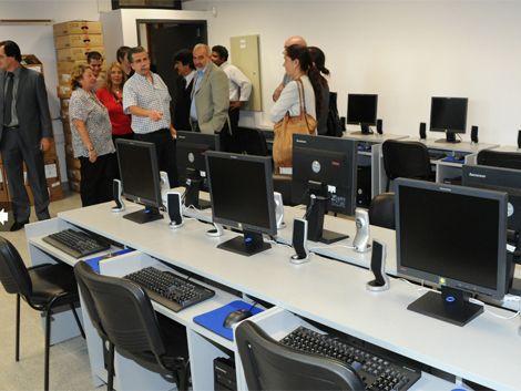 UTU inauguró la Escuela Superior de Informática del Buceo