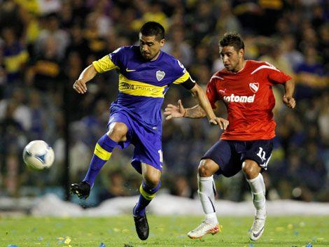 Independiente le ganó a Boca y Tigre es el sorpresivo líder