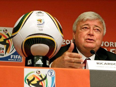 Teixeira renuncia a la CBF y la organización del Mundial 2014