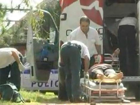 Hallan el cadáver del hombre que pescaba en Laguna del Sauce