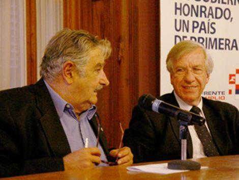 Tabaré Vázquez es la figura que concita mayor adhesión del país