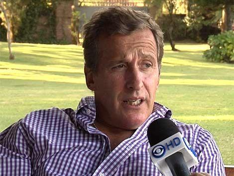 Damiani aseguró que Peñarol no presenta problemas económicos